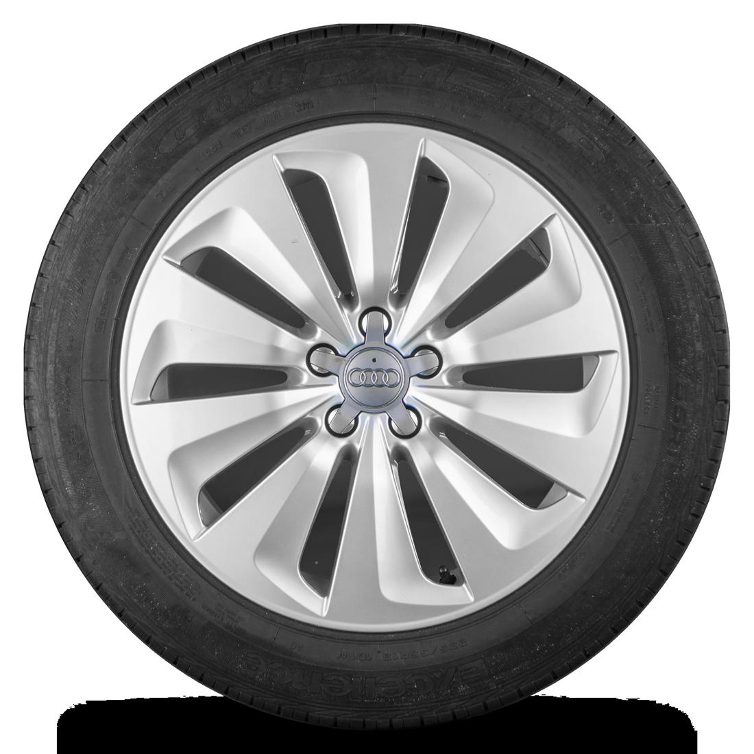 Audi Q5 SQ5 8R 19 Zoll Alufelgen Felgen Sommerreifen Sommerräder S line Turbine