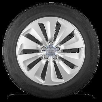 Audi Q5 SQ5 8R 19 Zoll Alufelgen Felgen Sommerreifen Sommerräder S line Turbine – Bild 2