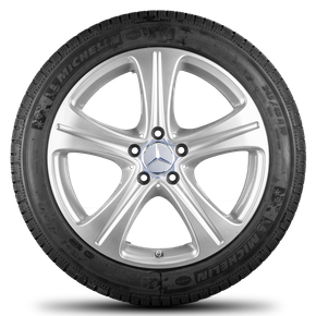 Mercedes E-class W213 S213 18 inch alloy wheels rims winter tyres winter wheels