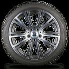 Brabus Monoblock R 18 inch winter wheels winter tyres für Mercedes A45 CLA45