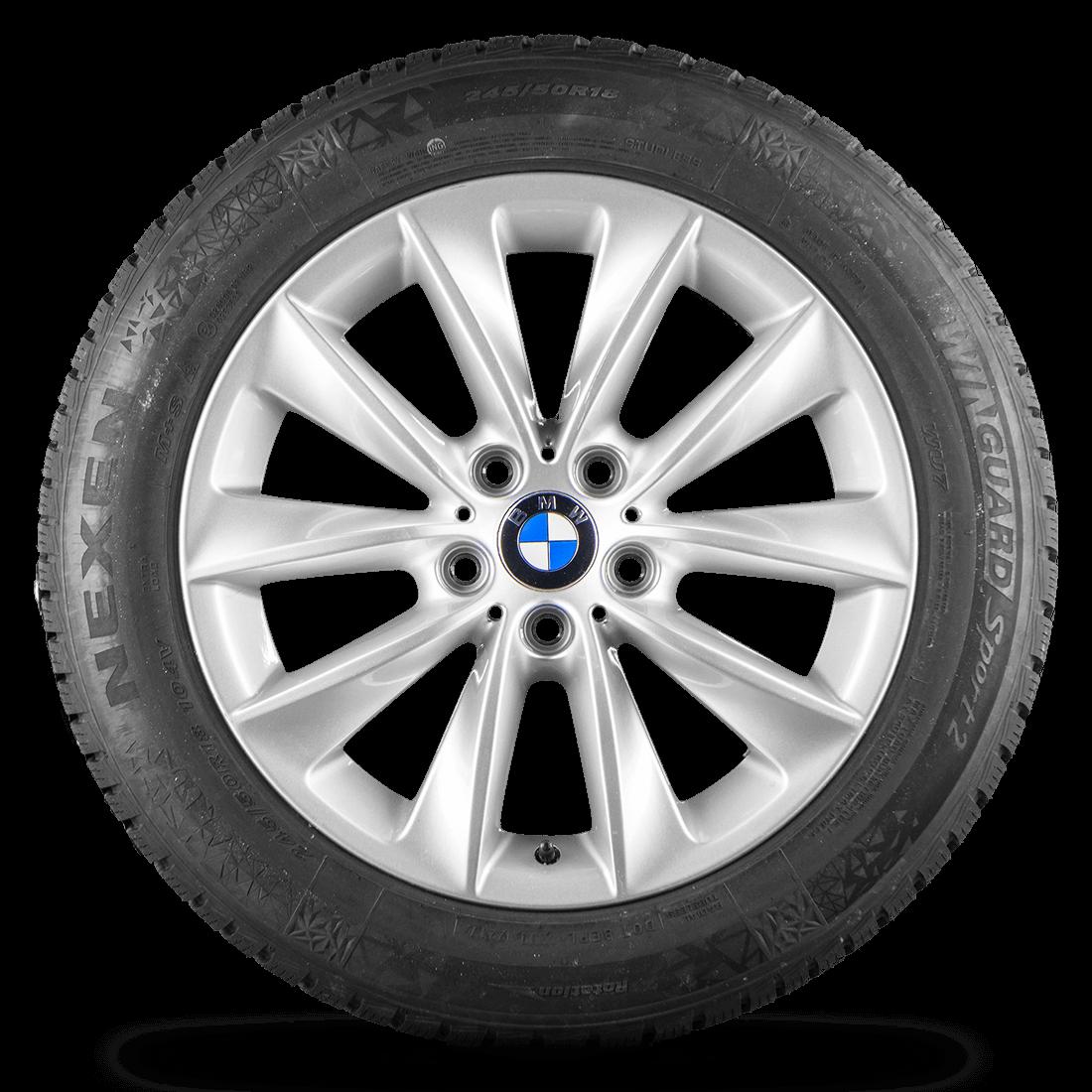 BMW X3 F25 X4 F26 18 Zoll Winterreifen Winterräder Alufelgen Styling 307