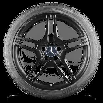 AMG 19 Zoll Winterreifen Mercedes Benz CLS 63 AMG C218 X218 Winterräder Felgen – Bild 5