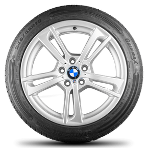 BMW 19 inch rims X3 F25 X4 F25 M369 M 369 winter tyres winter wheels 6 mm
