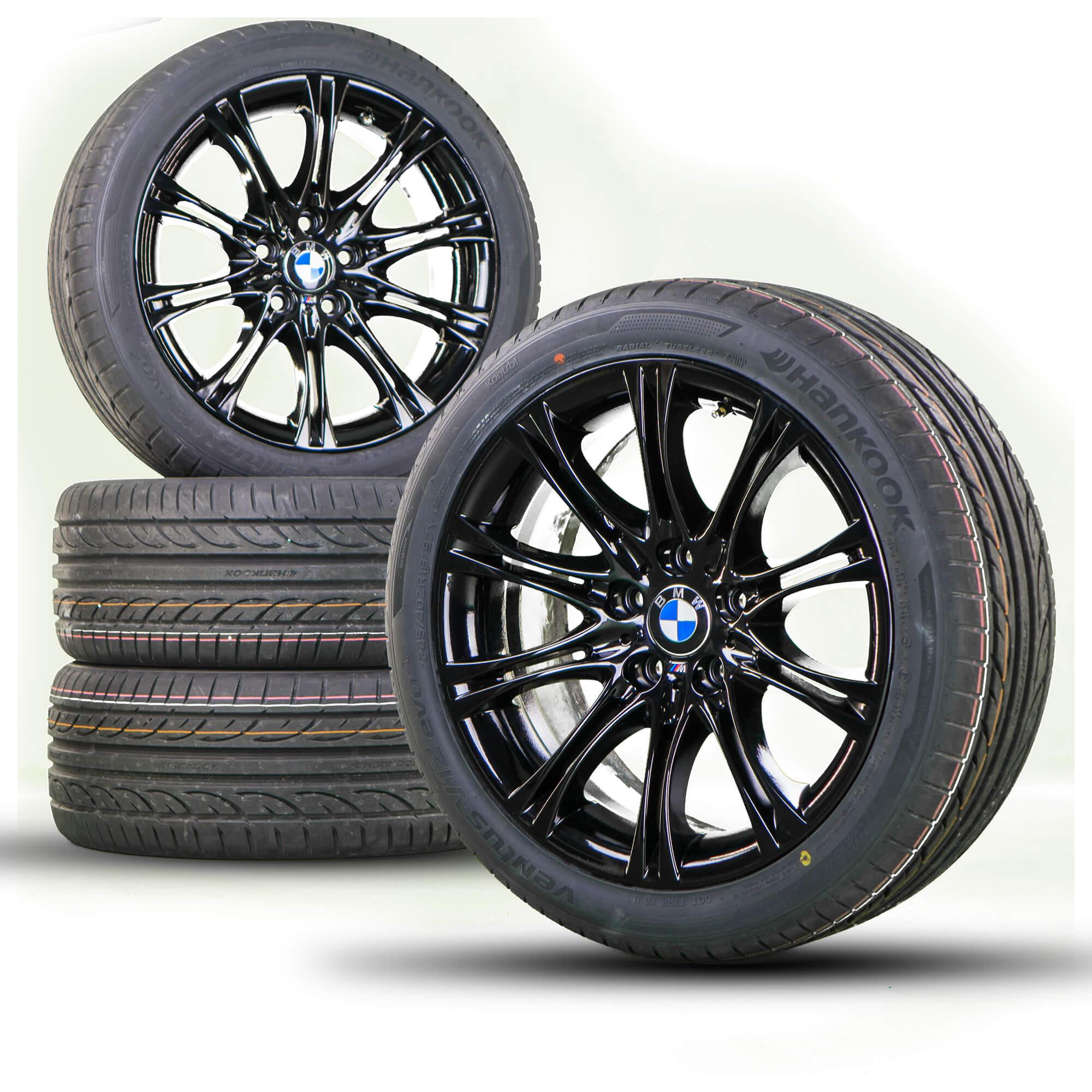 BMW 5 Series E60 E61 18 Inch Rims M135 M 135 Alloy Wheels