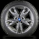 BMW 1er F20 F21 2er F22 F23 18 Zoll Alufelgen Sommerreifen Styling M436 M 436