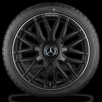 19/20 Zoll Felgen AMG Mercedes GT GTS GTR C Alufelgen Winterreifen Winterräder – Bild 4