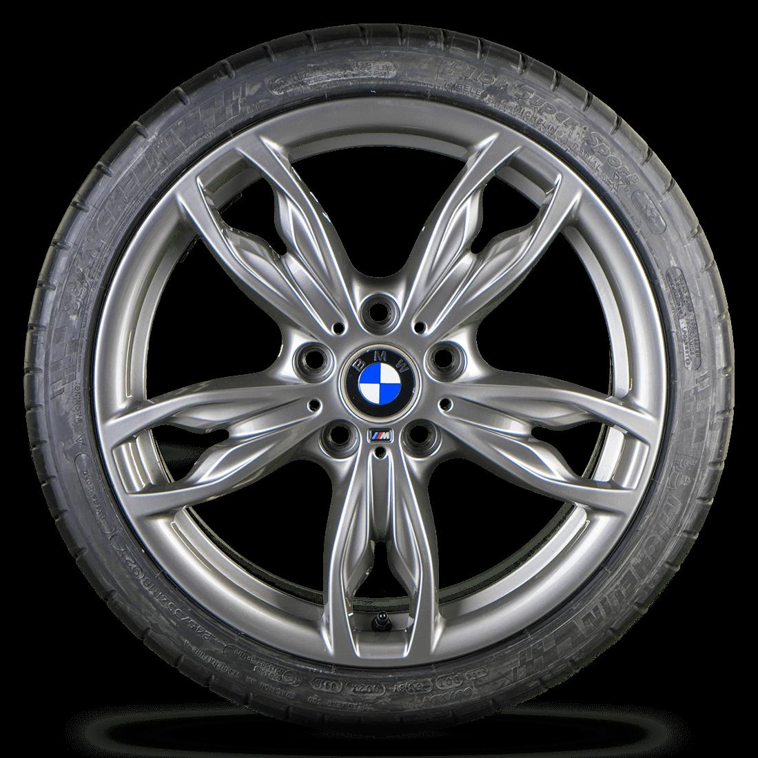 BMW 1er F20 F21 2er F22 F23 18 Zoll Sommerreifen Styling M436 M 436 Alufelgen