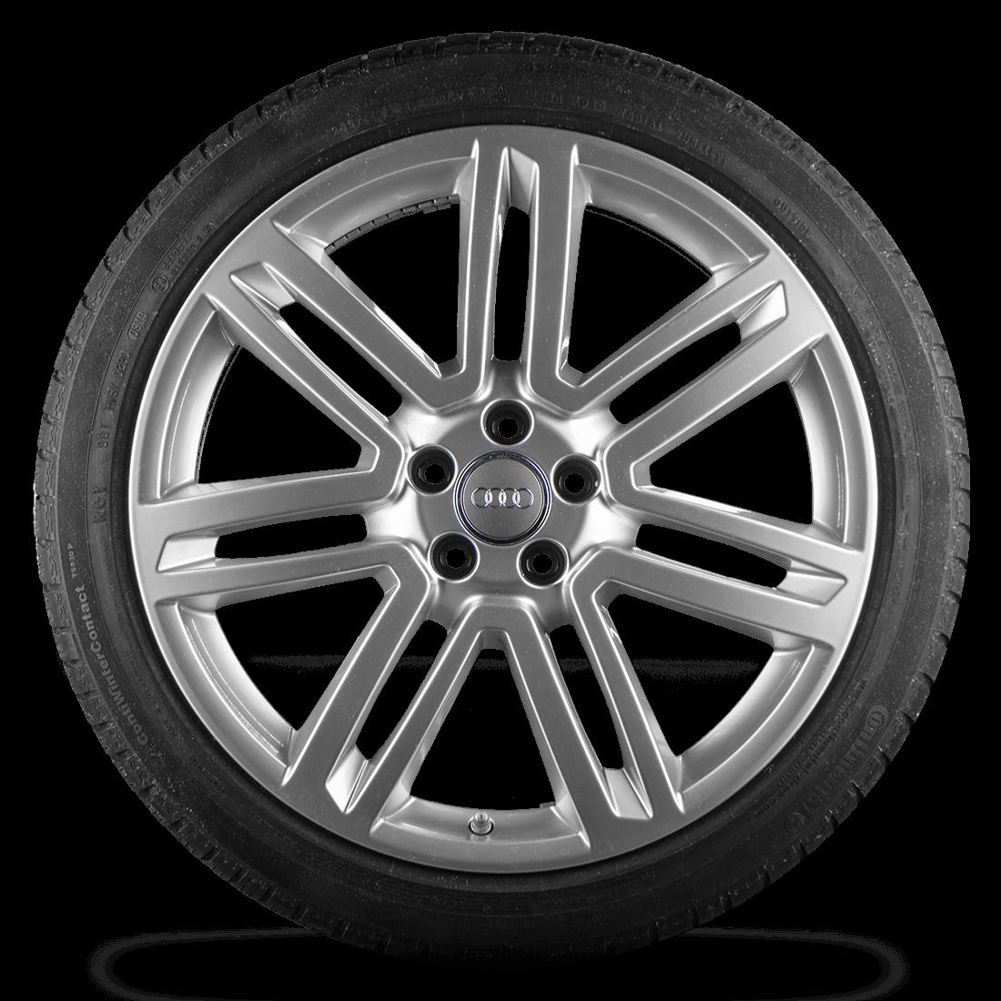 Audi RS6 4G 20 Zoll Winterräder S line Winterreifen Alufelgen Felgen 4G0601025AS