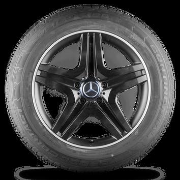 Mercedes Benz G63 G65 AMG G-Klasse W463 20 Zoll Felgen Alufelgen Sommerreifen  – Bild 3