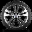 Mercedes Benz 19 Zoll Felgen CLS C218 X218 Alufelgen Winterreifen Winterräder