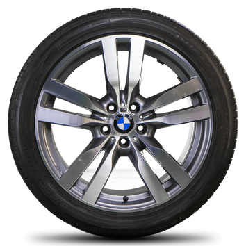 BMW X5 X5M E70 X6 X6M E71 20 Zoll Alufelgen Felgen Sommerreifen Styling M300 – Bild 3