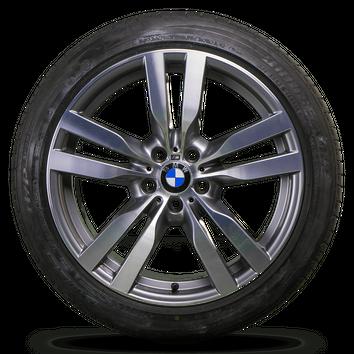 BMW X5 X5M E70 X6 X6M E71 20 Zoll Alufelgen Felgen Sommerreifen Styling M300 – Bild 5