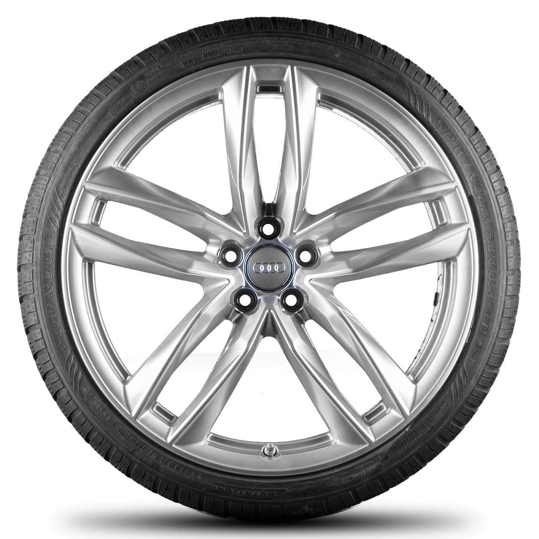 Original Audi RS6 4G 21 Zoll Alufelgen Felgen S line Winterreifen Winterräder