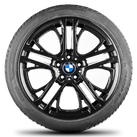 BMW X3 F25 X4 F26 20 inch alloy wheels rimn Styling M310 summer tires summer