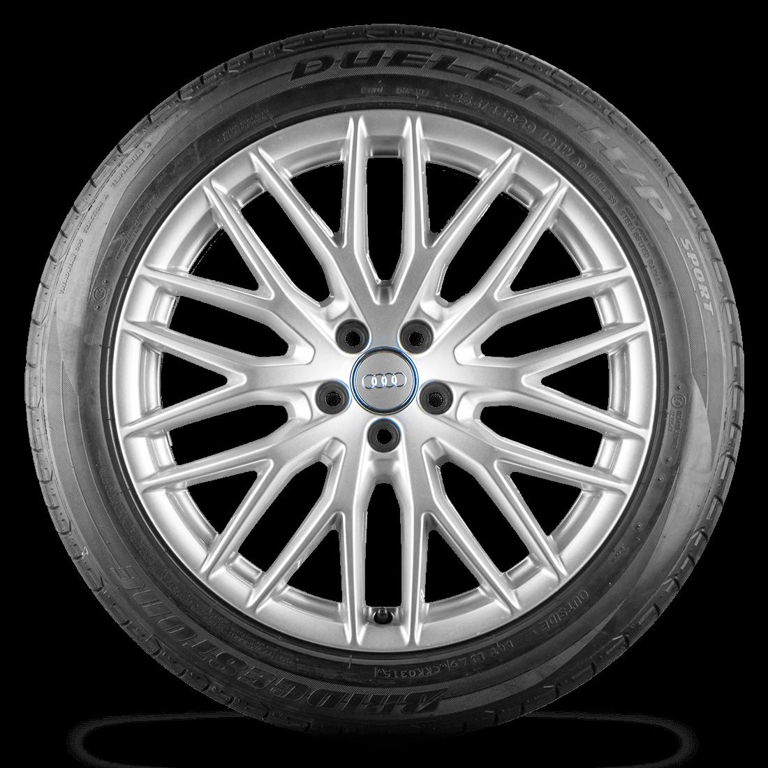 Audi 20 Zoll Felgen Q5 SQ5 8R Alufelgen Sommerreifen Sommerräder Neuwertig