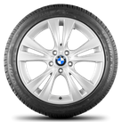 BMW X3 F25 X4 F26 19 inch rimn alloy wheels winter tyres winter wheels Styling