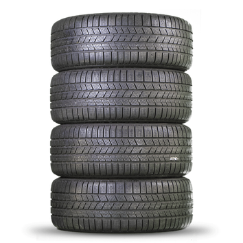 Mercedes Benz GLS GL X166  20 Zoll Felgen Alufelgen Winterreifen A1664013400 – Bild 6