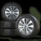 Mercedes Benz GLS GL X166  20 Zoll Felgen Alufelgen Winterreifen A1664013400