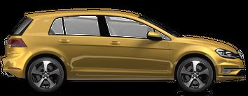 VW Golf 7 6 VII VI GTI 18 Zoll Felgen Alufelgen Sommerreifen Sommerräder Austin – Bild 7