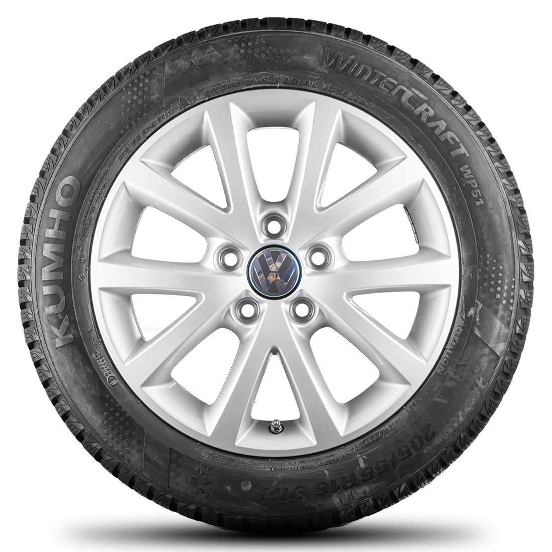 VW 16 Zoll Felgen Golf 5 6 Jetta Touran Sedona Winterräder Winterreifen NEU