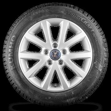 VW 16 Zoll Felgen Golf 5 6 Jetta Touran Sedona Winterräder Winterreifen NEU – Bild 2