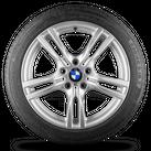 BMW 3er F30 F31 4er F32 F33 F36 18 Zoll Felgen Styling M400 M 400 Sommerreifen