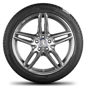 AMG 19 inch rims Mercedes E-class W213 S213 C238 winter tyres winter wheels new