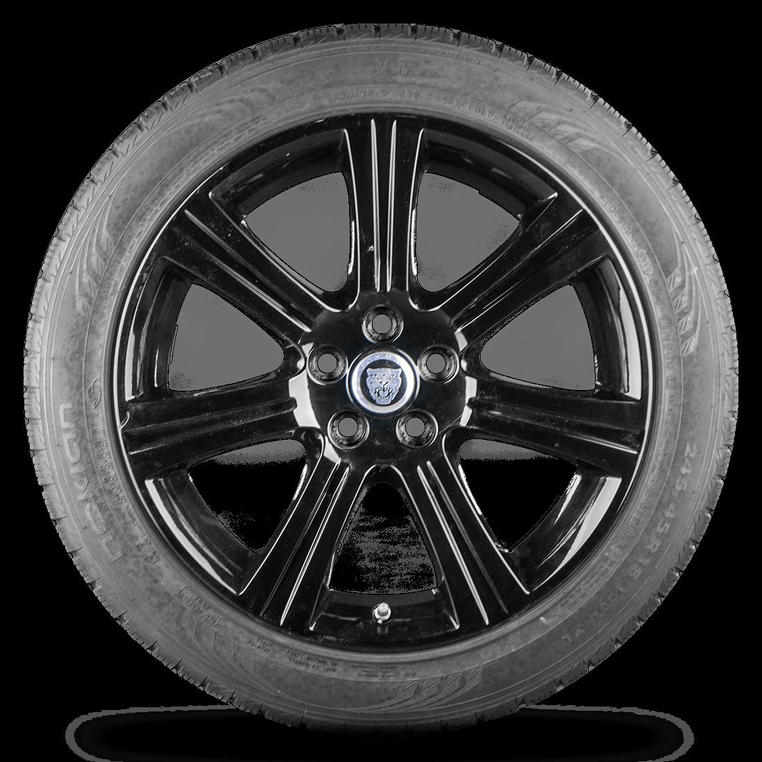 Jaguar XF Sportbrake CC9 18 Zoll Alufelgen Felgen Winterreifen Winterräder