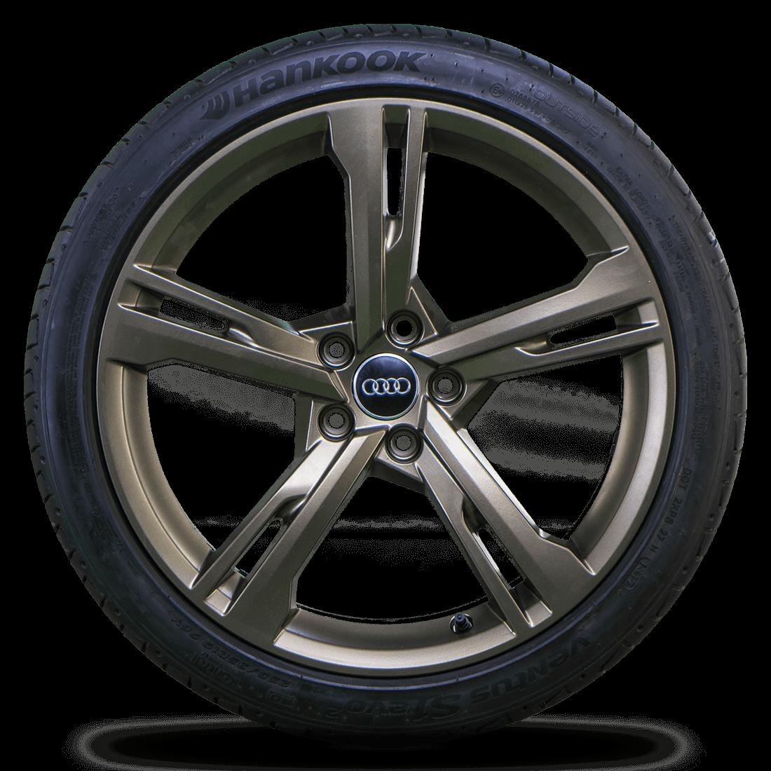 Audi 19 Inch Summer Wheels A5 S5 8W Cabrio Coupe Rat Theus Rim