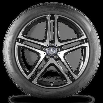 AMG 22 Zoll GLE Coupé C292 Mercedes Benz Felgen Alufelgen Sommerreifen Sommerräder – Bild 4