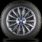 AMG Mercedes-Benz GLC Klasse X253 W253 20 Zoll Alufelgen Felgen Sommerräder