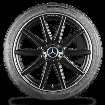 Mercedes-Benz GLA 45 Original AMG X156 20 Zoll Alufelgen Felgen Sommerräder – Bild 5