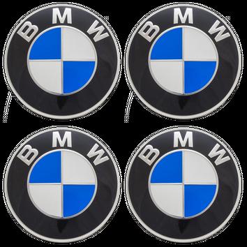 4x BMW Nabendeckel Felgendeckel 1er 2er 3er 4er 5er 6er 7er X1 X3 X4 X5 X6 67 mm – Bild 2
