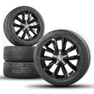 VW 18 inch Springfield winter wheels T5 T6 Bus Multivan schwarz winter tyres
