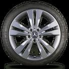 Mercedes A B CLA class W176 W246 CLA C117 18 inch summer wheels summer tires 6