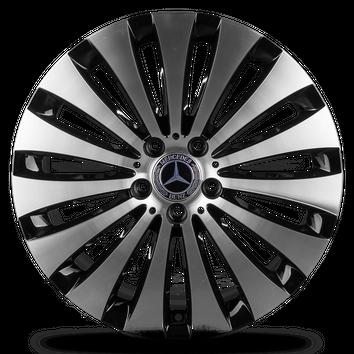 Mercedes 18 Zoll Felgen E-Klasse W213 S213 C238 A238 Cabrio Coupe Alufelgen  – Bild 3