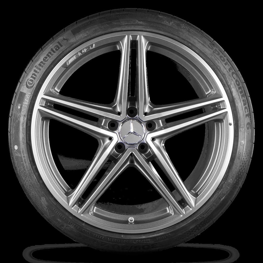 19 20 Zoll AMG GT C Alufelgen Felgen Mercedes Benz Sommerreifen Sommerräder NEU