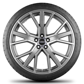 Audi 21 inch rimn RS6 4G Performance alloy wheels summer tires summer wheels