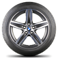 BMW 2 series F45 F46 Active Gran Tourer 17 inch rimn winter tyres Styling 379 11