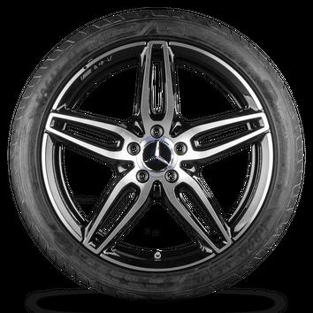 AMG 19 Zoll Felgen Mercedes E-Klasse W213 S213 Alufelgen Sommerreifen – Bild 2