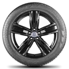 original VW 19 inch rim Tiguan 2 II Victoria Falls alloy wheels summer tires