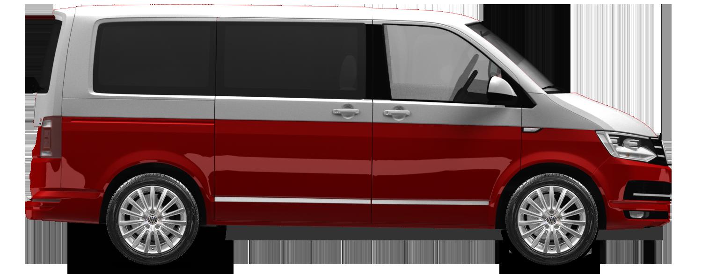VW 18 Zoll Felgen Multivan T5 T6 Caravelle Canberra Sommerräder Sommerreifen Neu