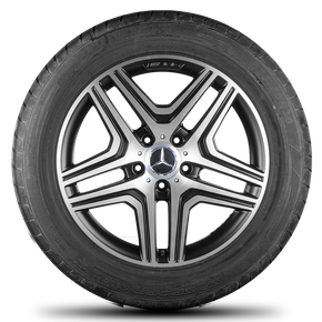 AMG Mercdes G63 G65 W463 20 inch alloy wheels rim summer wheels summer tires