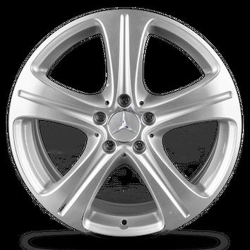 4x Mercedes Benz E-Klasse W213 S213 C238 18 Zoll Alufelgen Felgen A2134011400 NEU – Bild 3