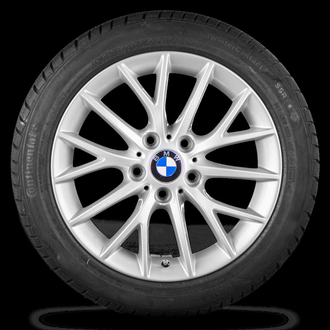 BMW 1er F20 F21 2er F22 F23 17 Zoll Winterreifen Alufelgen Felgen Styling 380