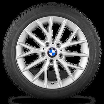 BMW 1er F20 F21 2er F22 F23 17 Zoll Winterreifen Alufelgen Felgen Styling 380 – Bild 3