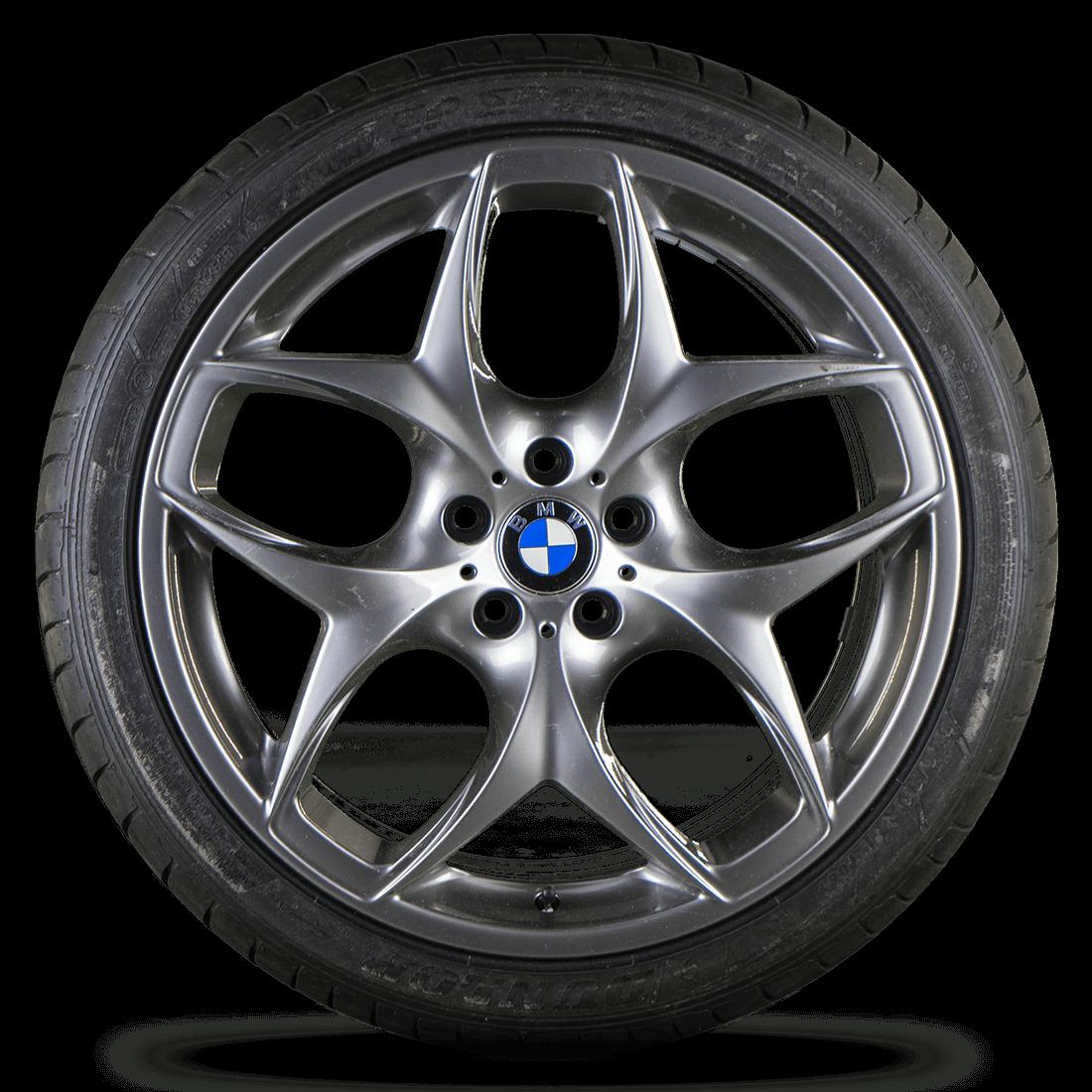 Bmw X6 Wheels: BMW X6 X6M E71 21 Inch Rim Alloy Wheels Summer Tires Summer