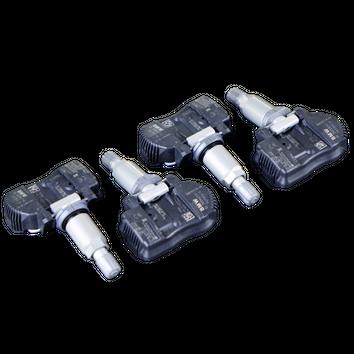4x original BMW 1er F20 F21 RDK RDCi RDKS Sensoren Module inkl. Ventil NEU – Bild 2