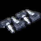 4x original BMW 1er F20 F21 RDK RDCi RDKS Sensoren Module inkl. Ventil NEU