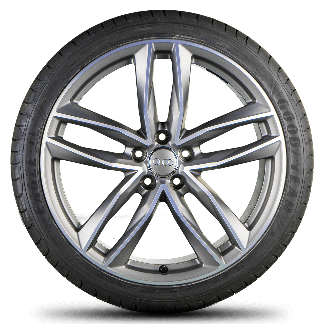 Audi A6 S6 4G 20 Zoll Alufelgen Felgen Sommerreifen S line 4G0601025N NEU